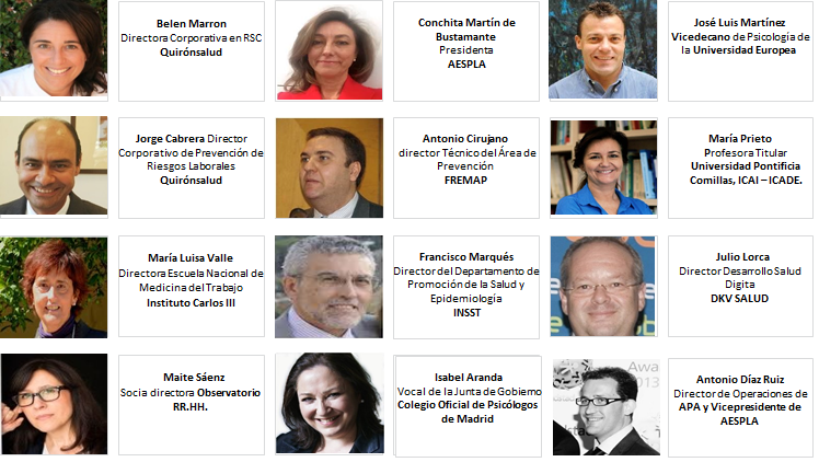Miembros del comité de expertos2