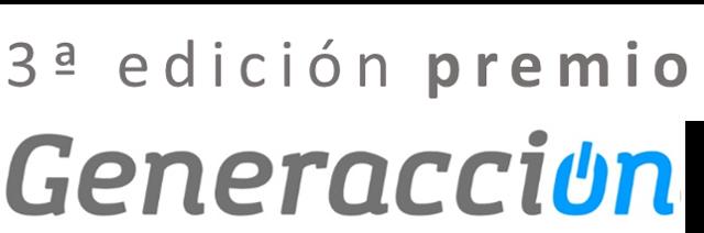 Logo tercera edición premios