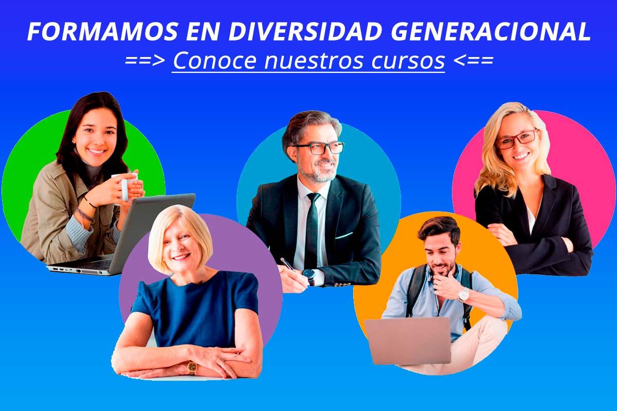 Campus Generacciona - Formamos en diversidad generacional