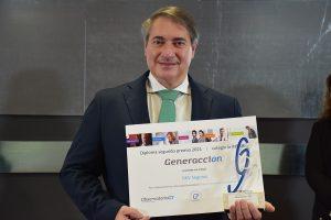 Juan Manuel Chicote, director del departamento de personas de DKV Seguros