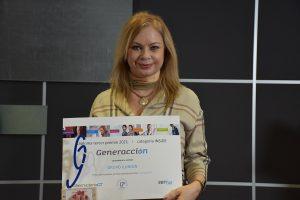 Susana Moreno, jefa del Departamento de Diversidad y Marca Empleadora de Ilunión
