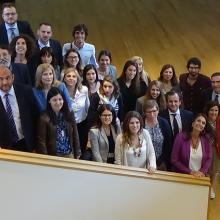 """El Observatorio Generación & Talento acoge el I Foro de la Red de Empresas del Mediterráneo sobre la """"Generación Y"""" en la sede del Banco Sabadell en Barcelona"""