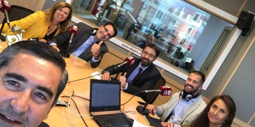 """En el programa radio """"Generación & Talento"""" en el Foro RRHH se analiza el """"Talento de la Generación X"""" con Sandoz Farmacéutica"""