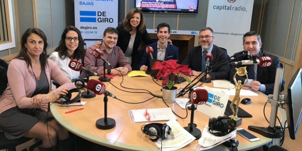 """15-01-2018 En la radio """"Generación & Talento"""" en el Foro RR.HH se analiza """"La Generación Z"""""""