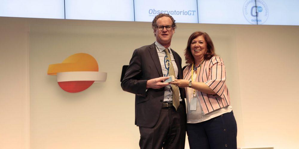 """""""Construyendo futuro"""", de Sonepar, segundo premio Generacción categoría Outiside"""