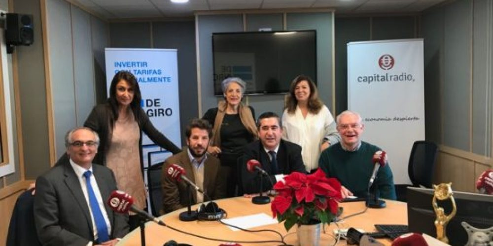 """18-12-2017 En la radio """"Generación & Talento"""" en el Foro RR.HH se analiza """"La Generación Tradicionalista"""""""