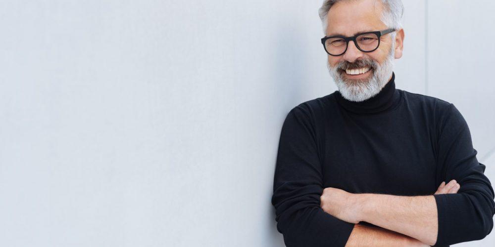 A mayor edad, mayor confianza en las propias aptitudes