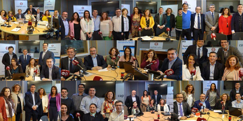 Resumen del año: Programa Generación y Talento en el Foro de RRHH en Capital Radio