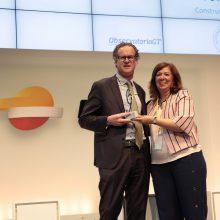 «Construyendo futuro», de Sonepar, segundo premio Generacción categoría Outiside