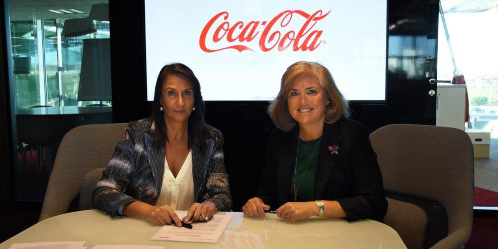 Coca-Cola Iberia se suma a la Red de Empresas del Observatorio Generación & Talento y firma el Código de Principios de Diversidad Generacional