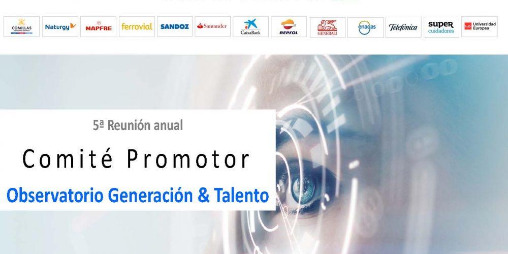 El Comité Promotor del Observatorio Generación & Talento proyecta su próximo reto de trabajo en diversidad generacional