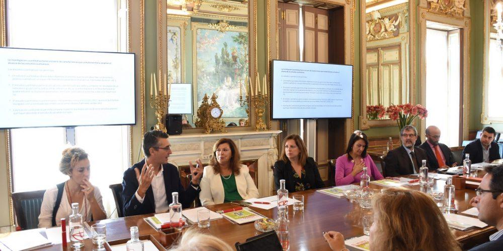 Reunión del Comité Promotor del Observatorio Generación & Talento