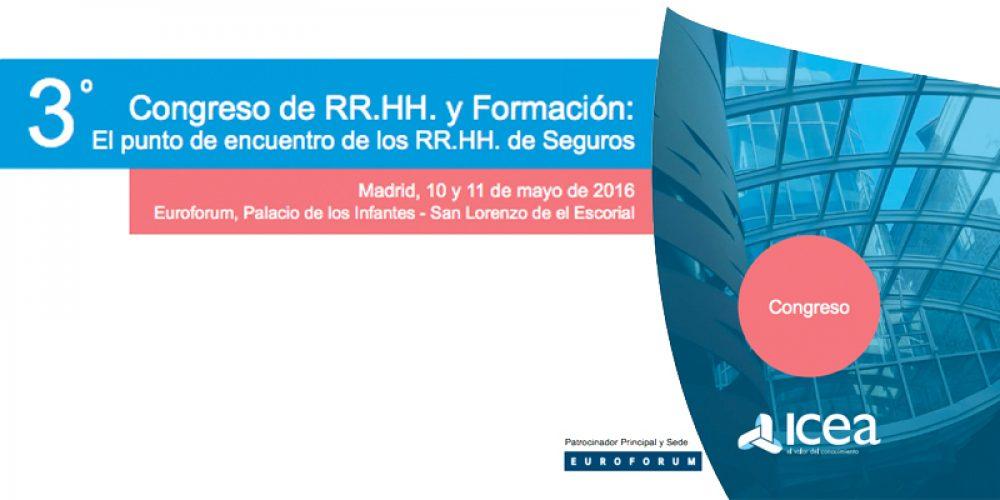 El Observatorio Generación & Talento participa en el 3º Congreso de Formación y RR.HH de ICEA