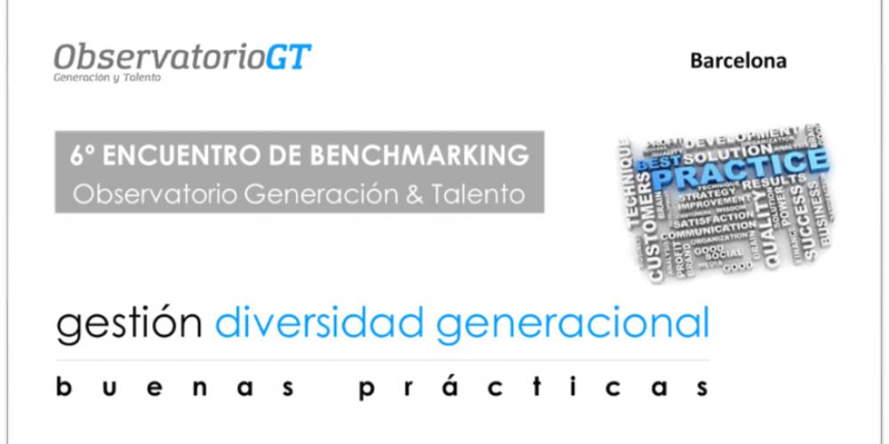 6º Encuentro Buenas Prácticas Gestión Diversidad Generacional –  BARCELONA