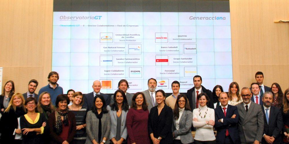 I Foro Empresas Observatorio GT – Conociendo a la «Generación Y»