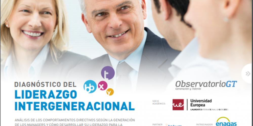 El Observatorio de Generación y Talento presenta el primer estudio en España sobre liderazgo intergeneracional