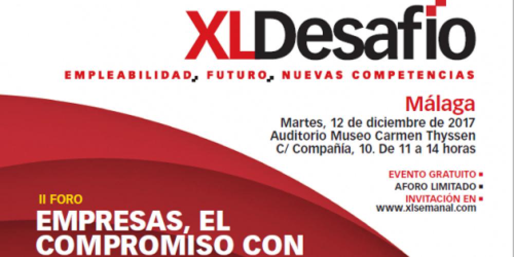 """El Observatorio Generación y Talento presenta en el foro XLDesafío los resultados de su estudio """"Diagnóstico de la Diversidad Generacional"""""""