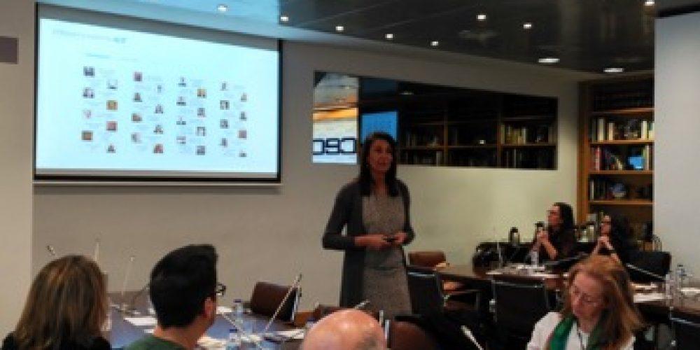 El Observatorio presenta en la CEOE los retos de la diversidad generacional en las organizaciones