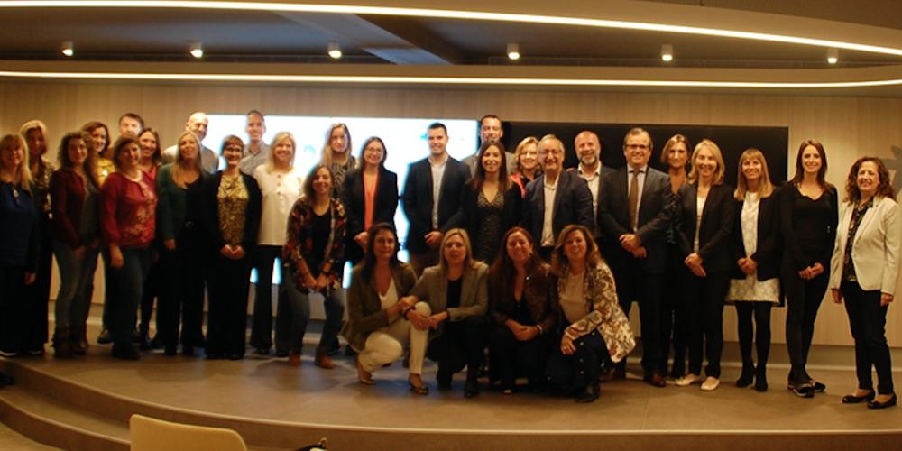Presentación en Barcelona del nuevo ciclo de trabajo sobre salud y bienestar intergeneracional
