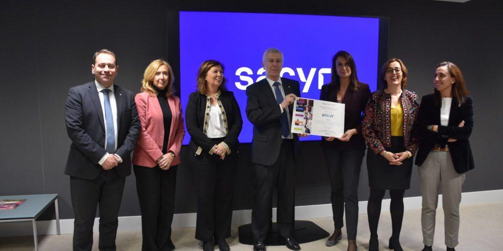 Sacyr se suma a la Red de Empresas y firma el Código de Principios de Diversidad Generacional