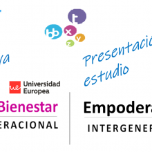 Presentación «Estudio Empoderamiento y Compromiso diversidad generacional» + Lanzamiento Foros «Salud y Bienestar Intergeneracional»